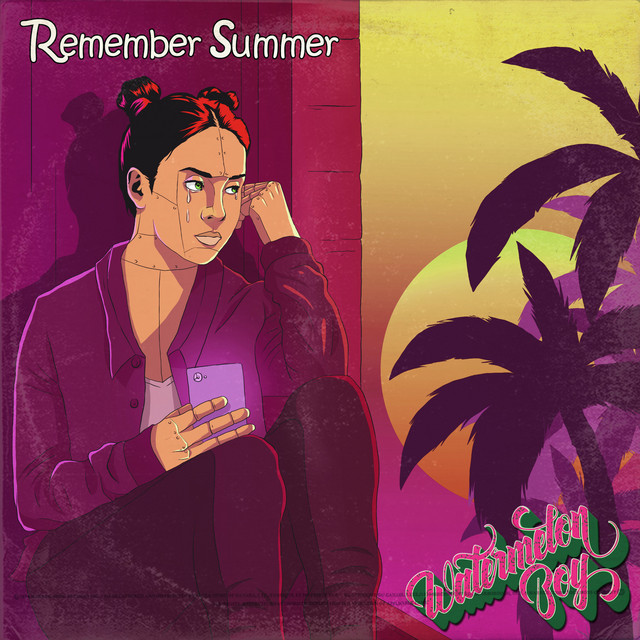 Watermelon Boy - Remember Summer
